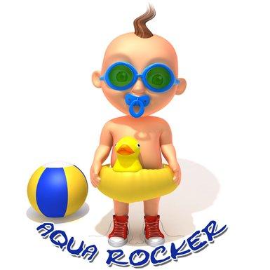 Aqua Rocker Logo